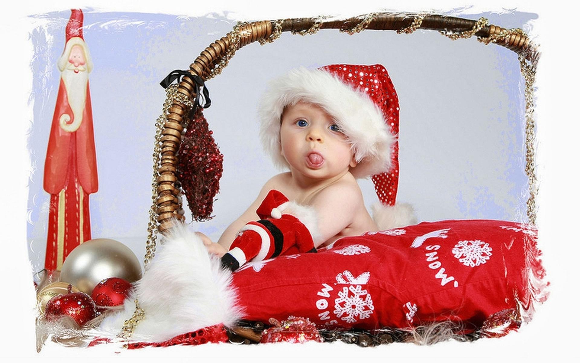Las primeras Navidades