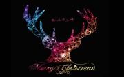 Wallpaper Navidad 2014 Rudolph.