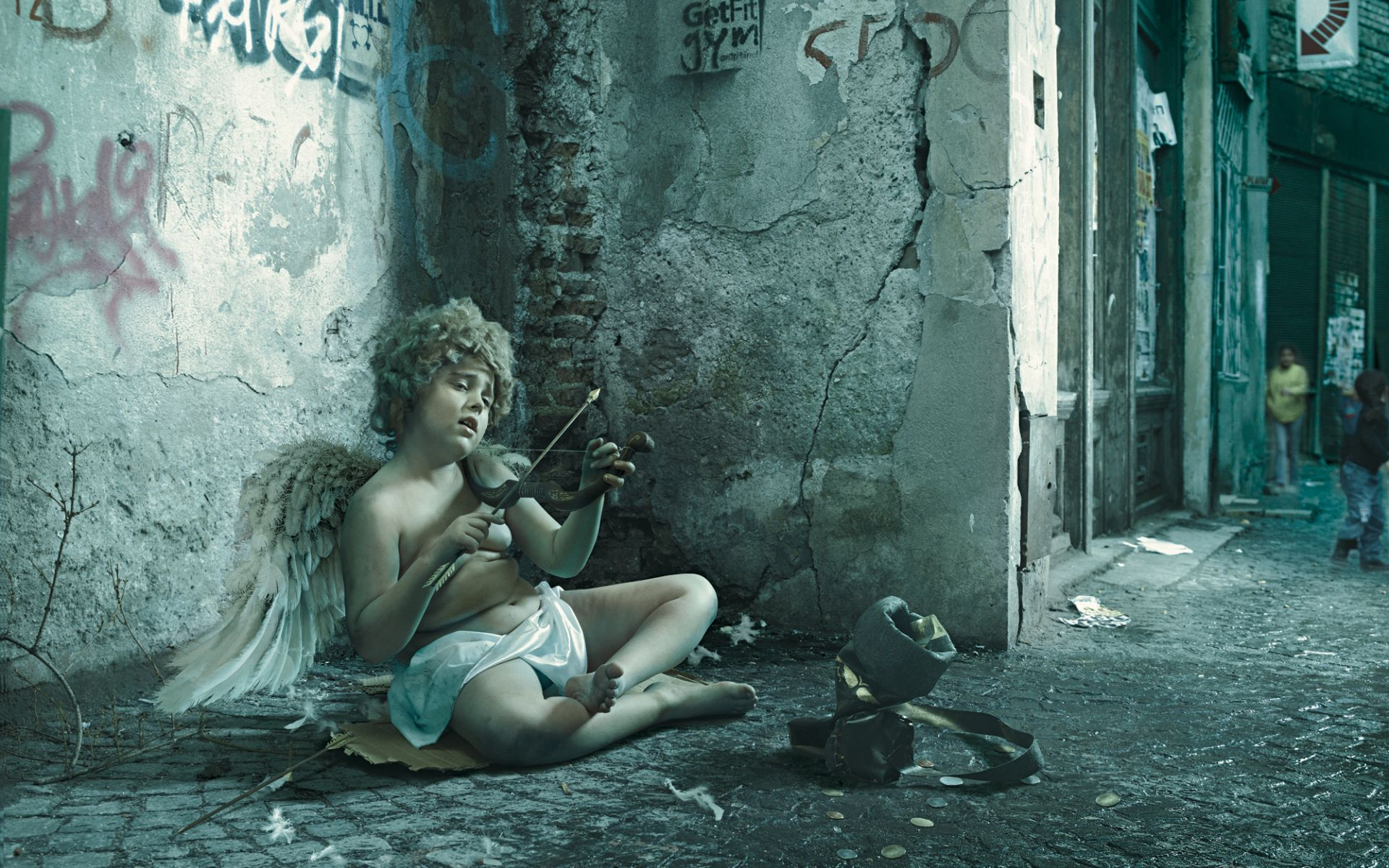 Cupido en Paro