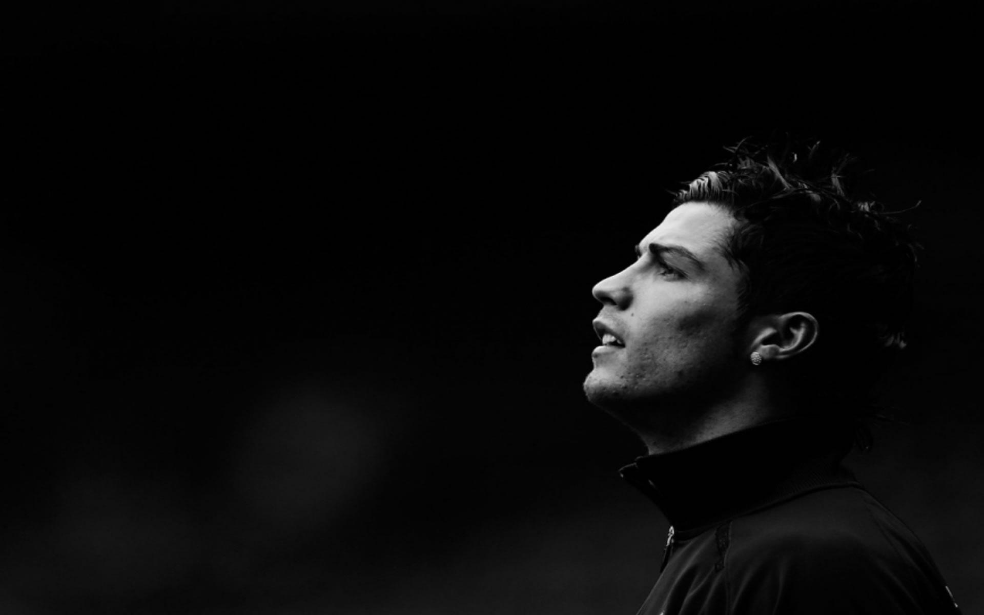 Fondo Cristiano Ronaldo Balón de Oro 2014.