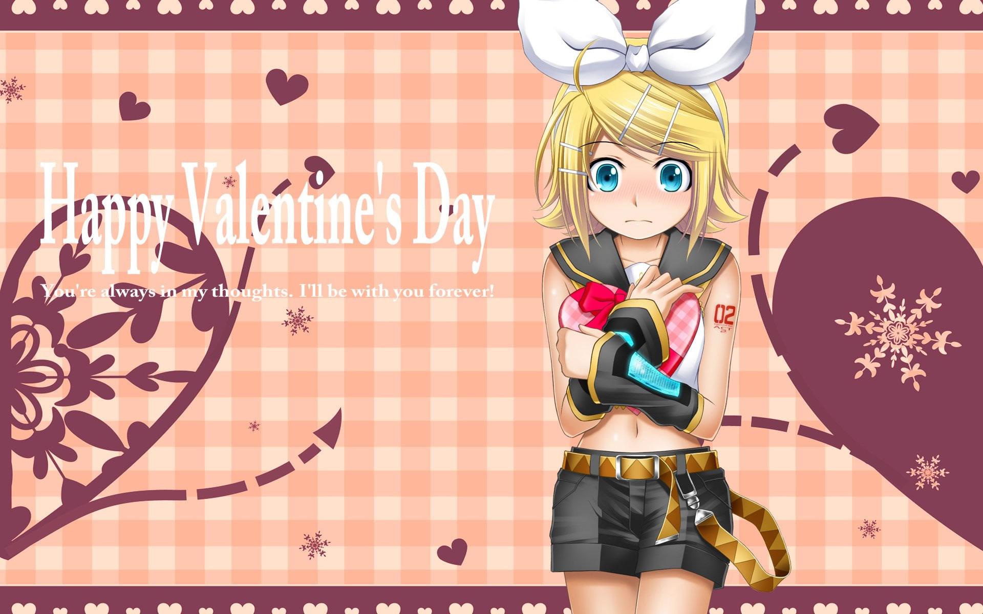 San Valentín Manga
