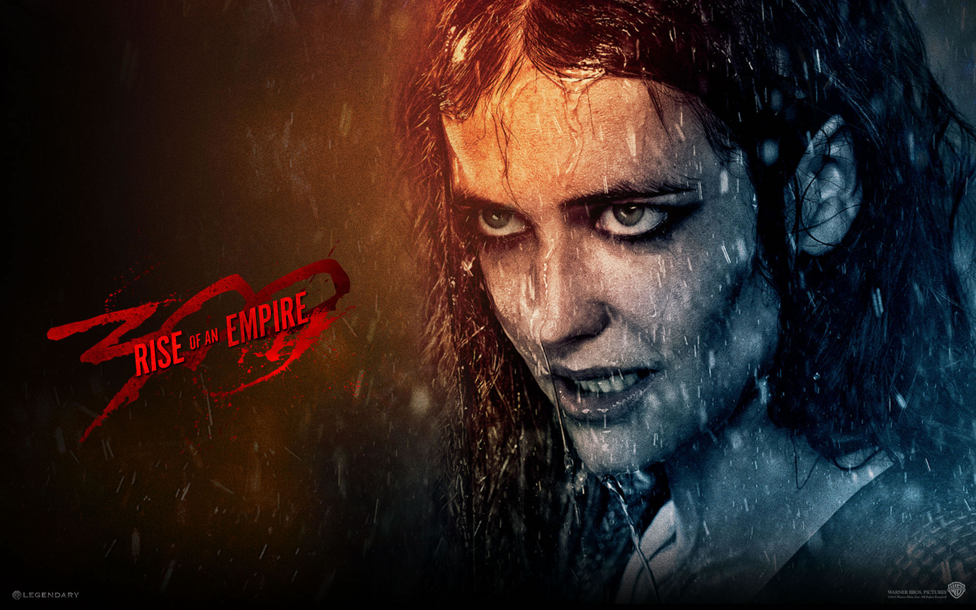Wallpaper 300 Rise of an Empire. Artemisia - Wallpapers ...