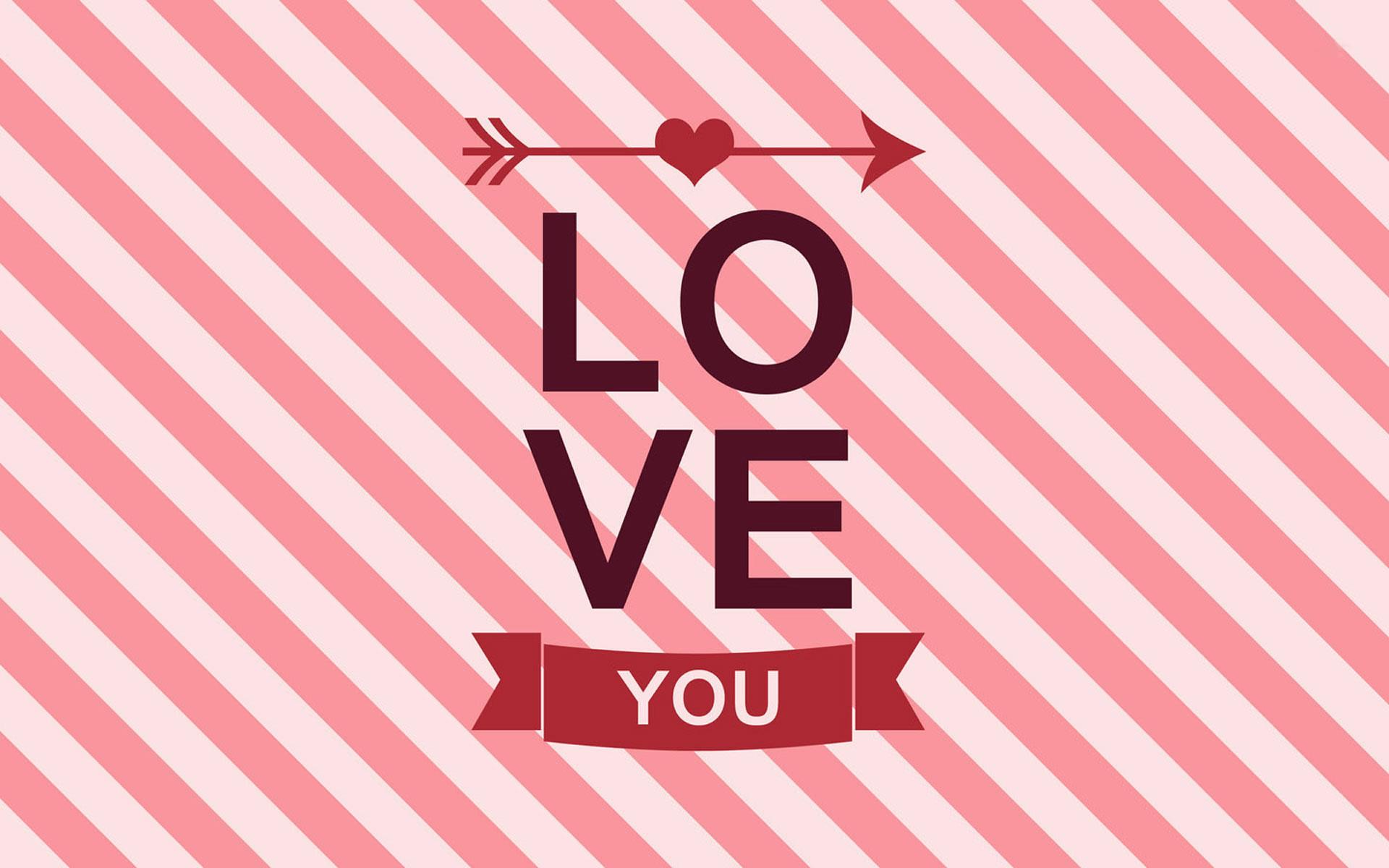 Fondo Love You