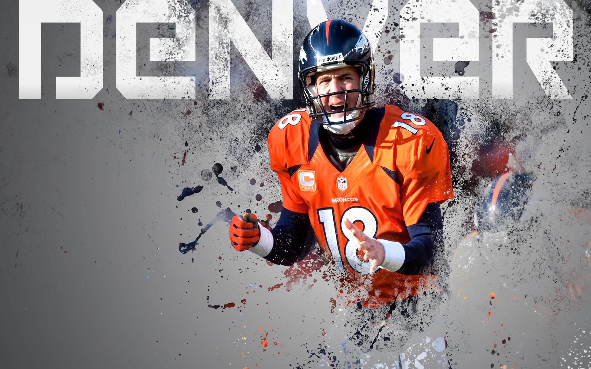 Peyton Manning Fondo Pantalla
