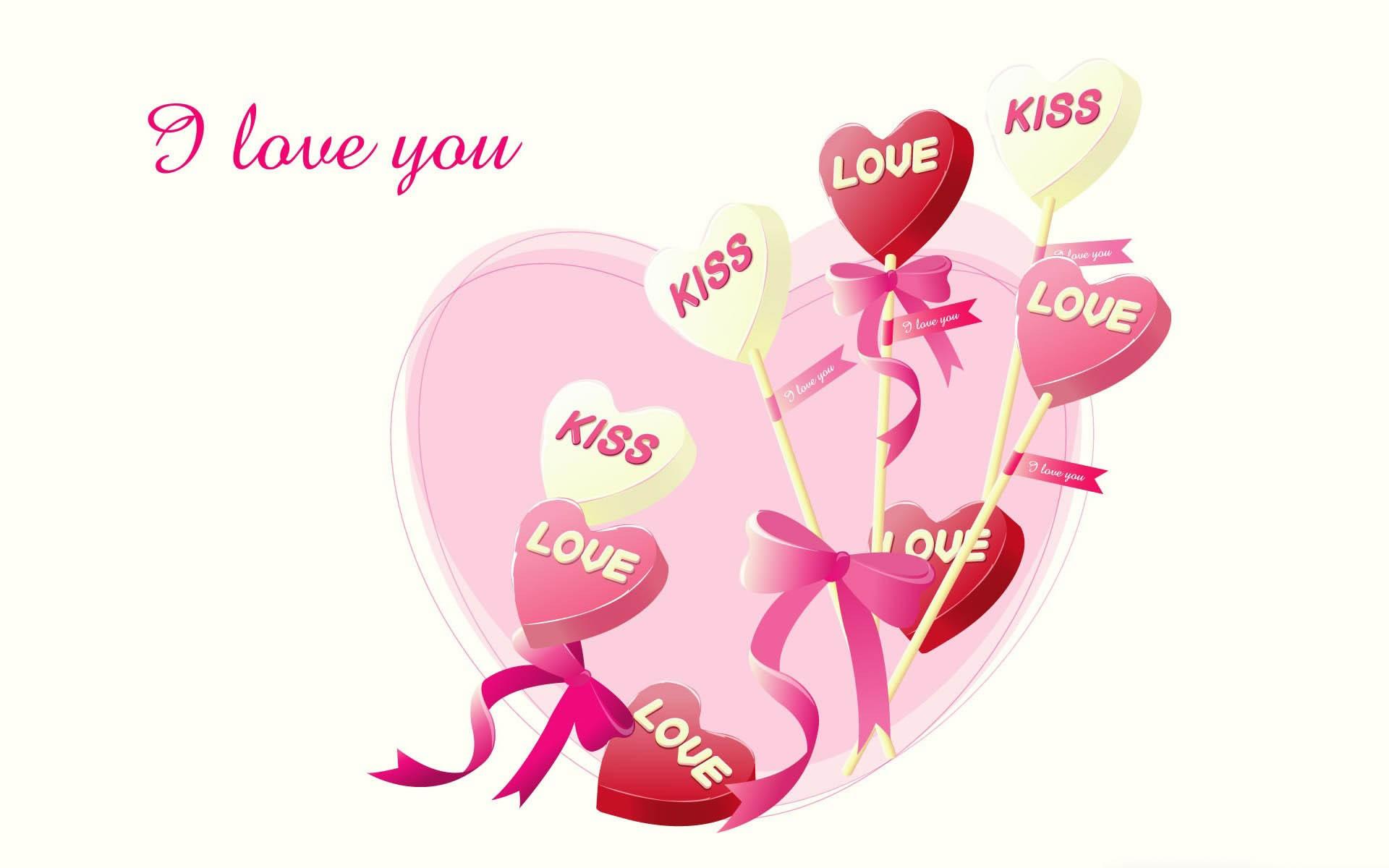 Corazón de San Valentin para Iphone