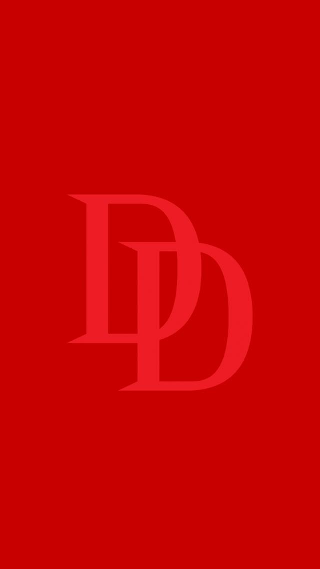 Símbolo Daredevil Fondo