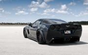 Corvette Negro.
