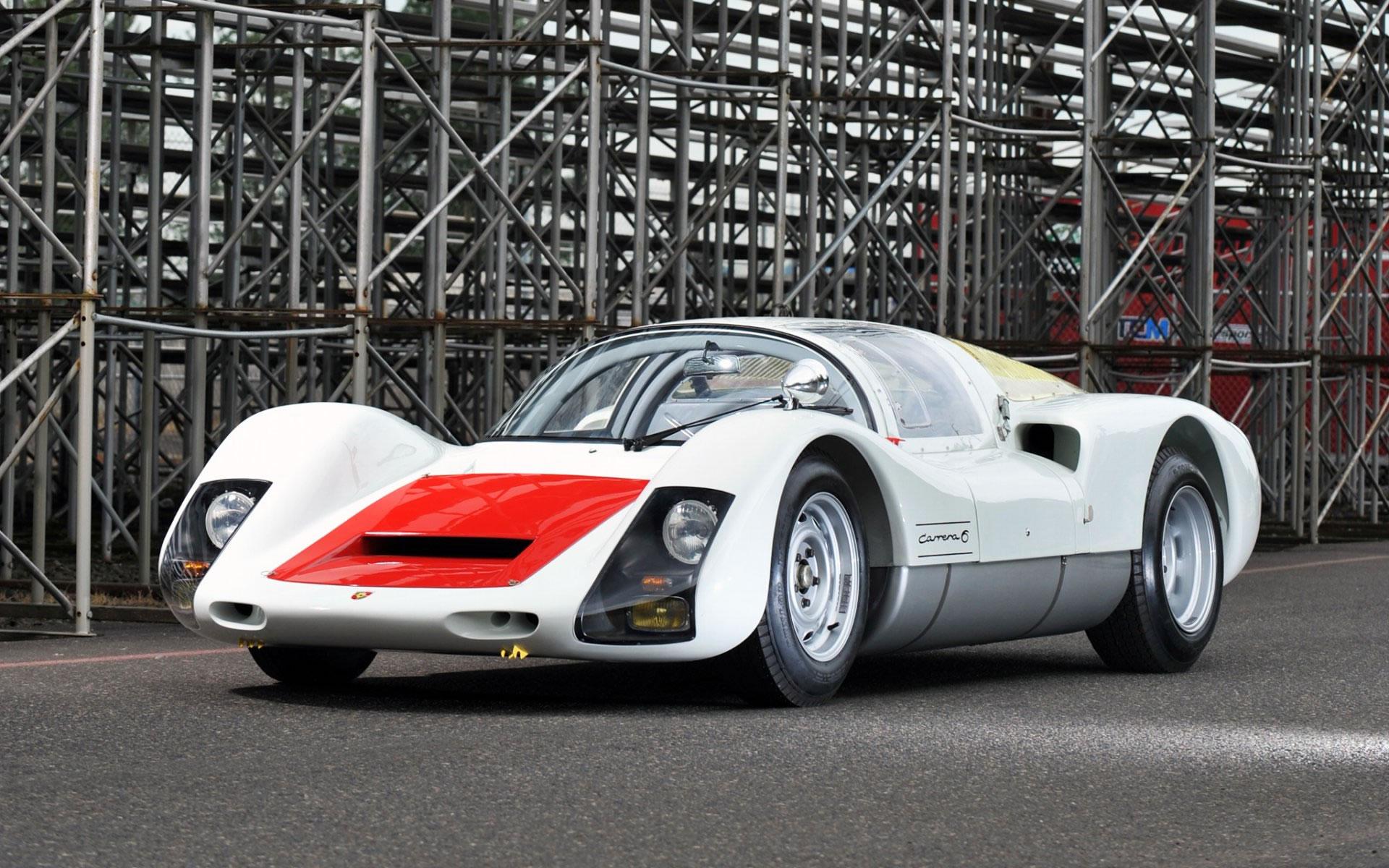 Imagen Porsche 906 Carrera