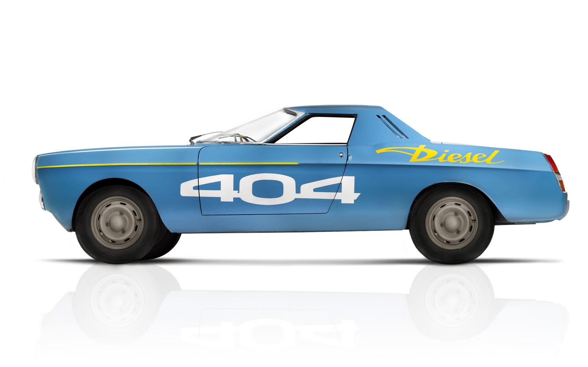 Peugeot 404 para fondo
