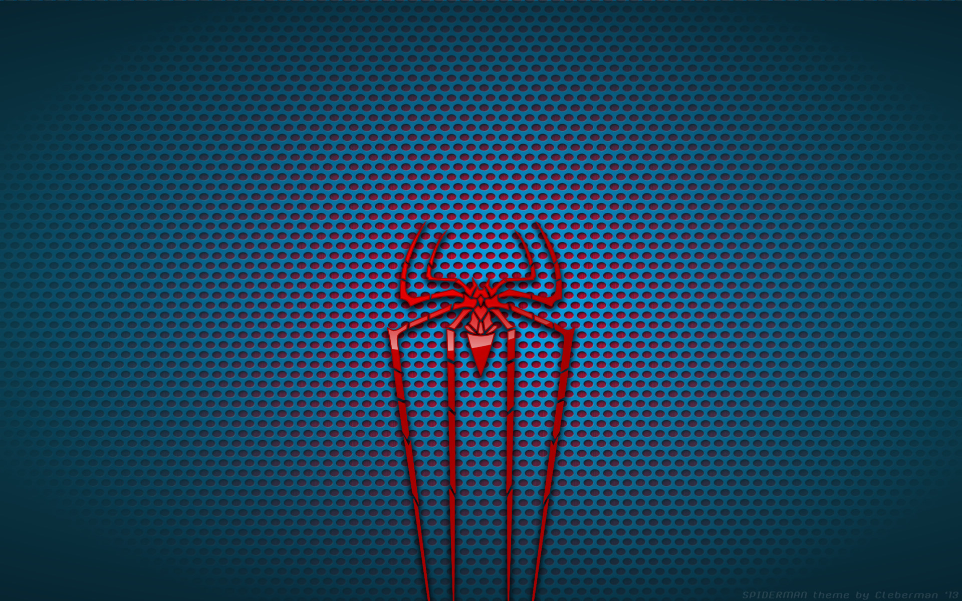 Textura Spiderman