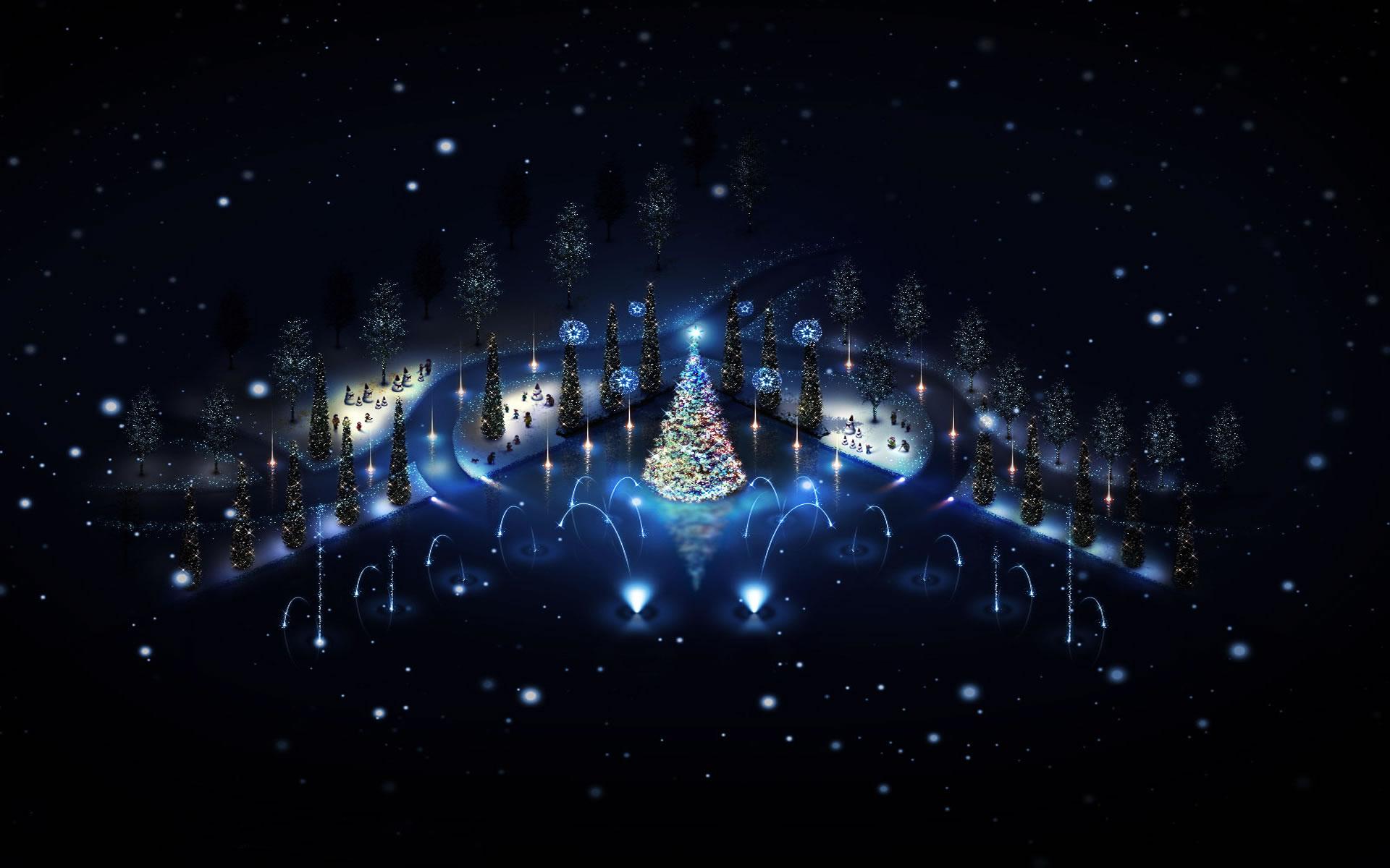 Iluminación de Navidad Perfecta