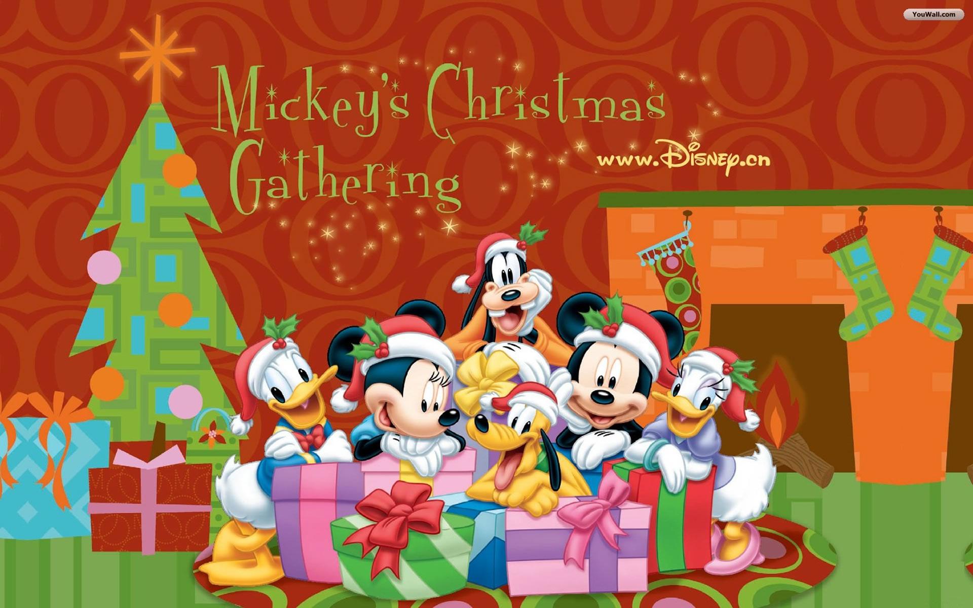 Mickey Navidad
