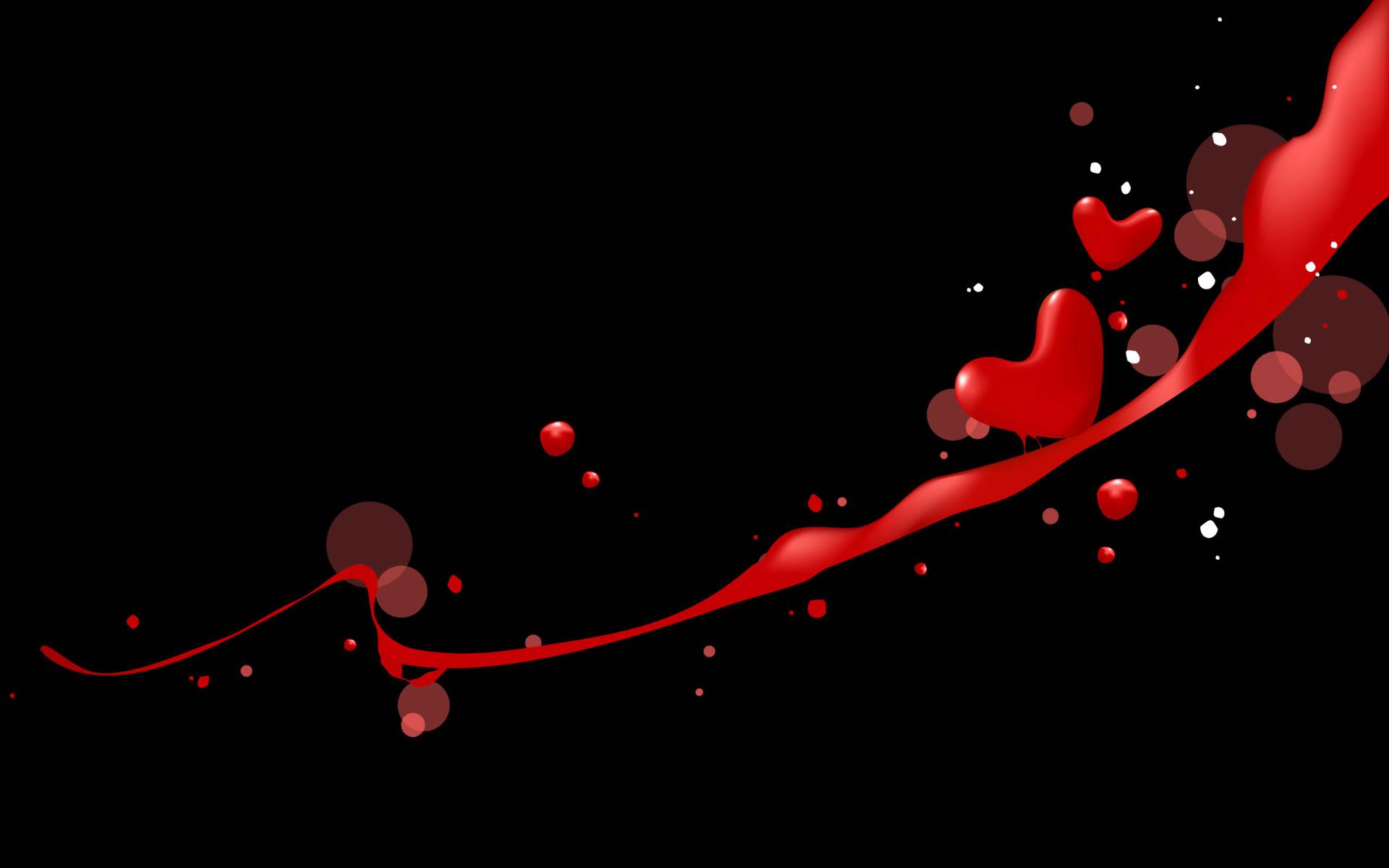 Corazón Abstracto Fondo