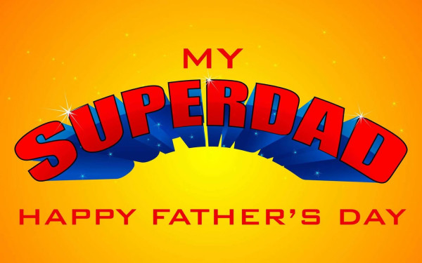 Wallpaper Superpapá