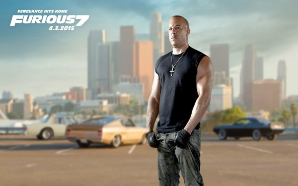Fast and Furius 7