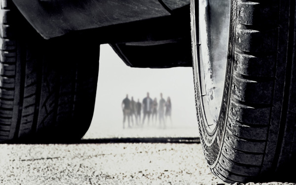 Wallpaper Fast and Furius 7