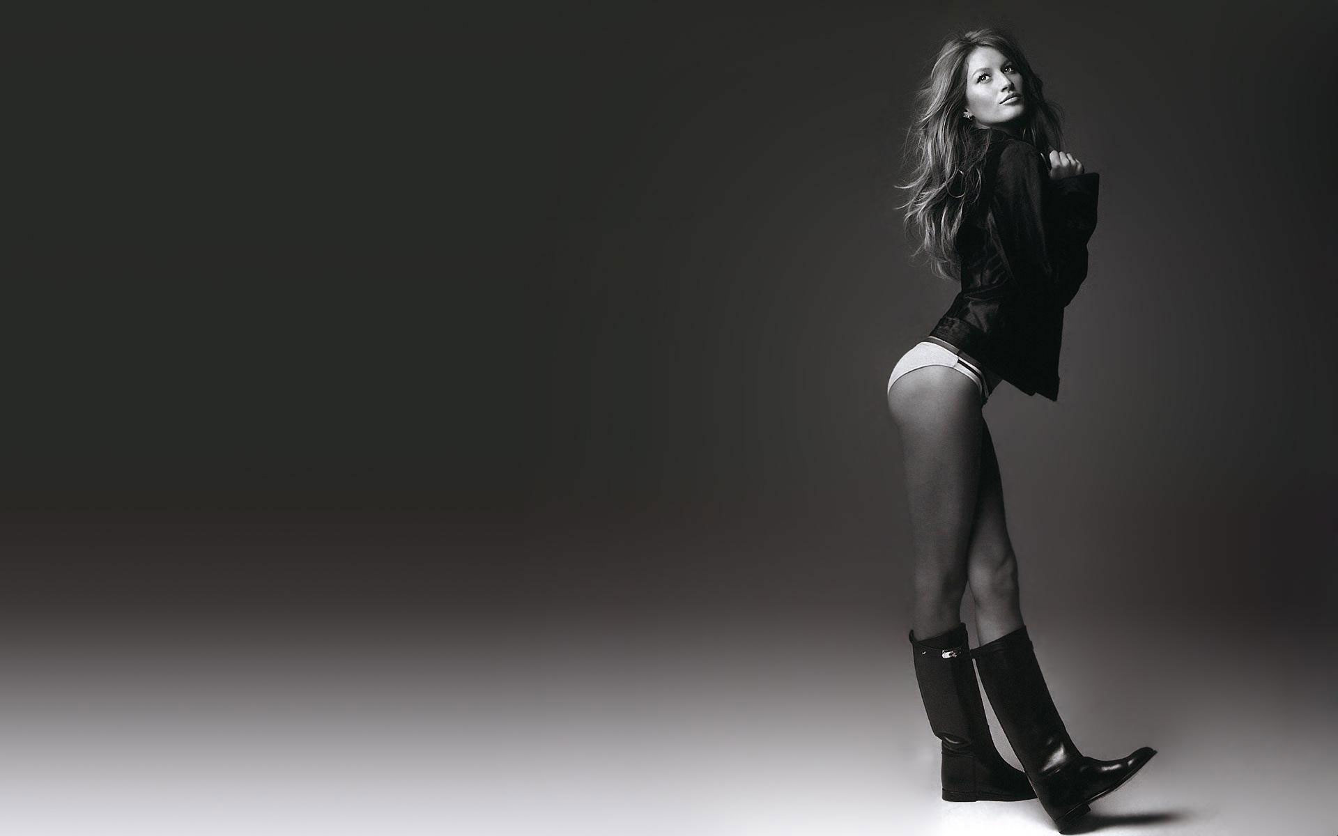 Wallpaper Modelo Gisele Bundchen