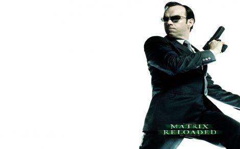 Agente Smith Wallpaper Matrix.