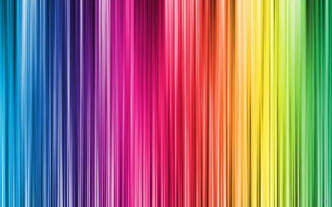 Arco Iris de Colores. Wallpapers de Coloras