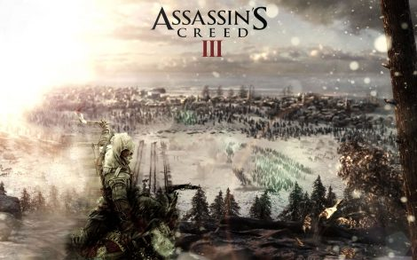 Assassins Creed 3 en pleno asesinato