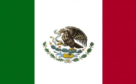 Bandera Mexico Wallpaper.