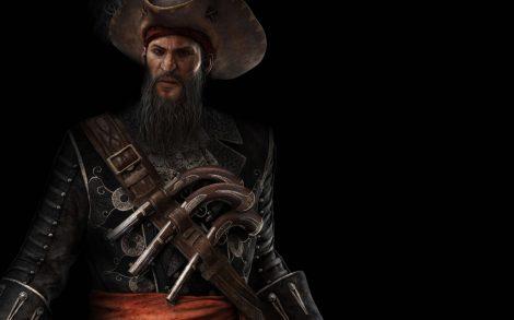 Barbanegra Personaje Assassins Creed 4.
