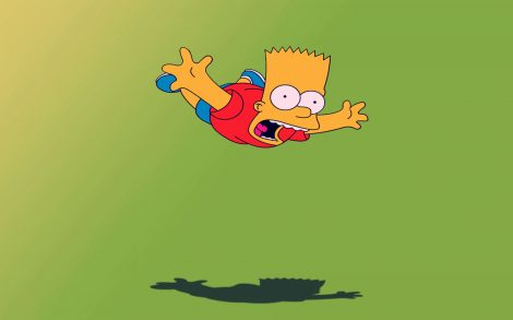 Bart Simpson Wallpaper los Simpson.