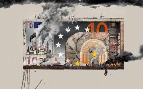 Billete de Euro