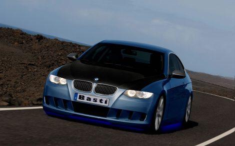 BMW un coche seguro.