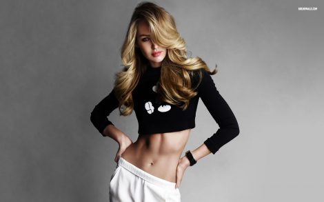 Candice Swanepoel Chica Sexy.
