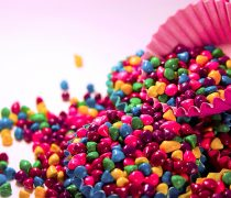 Caramelos de Colores.
