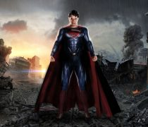 Cartel Superman Man of Steel.