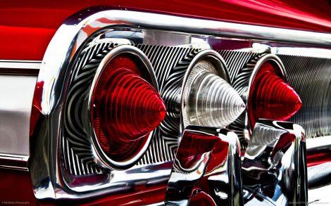 Chevrolet Chevy Impala Luces Traseras