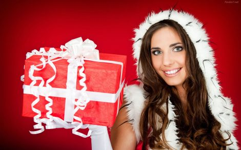 Chicas Navidad 2013