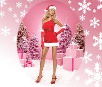 Chicas Santa Claus