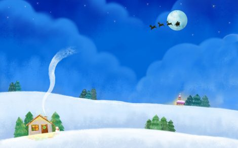 Christmas Infantil Wallpaper