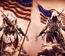 Connor. Assassins Creed 3 Wallpaper