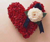Corazón con Flor