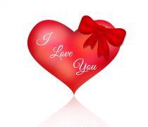 Corazón I love You Fondo.