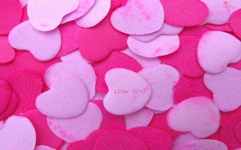 Corazones para enamorados