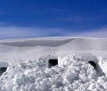 Cuevas en la Nieve.