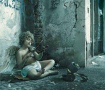 Cupido en Paro.