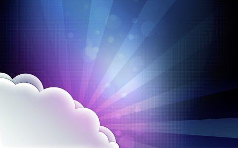 Dibujo de Nubes