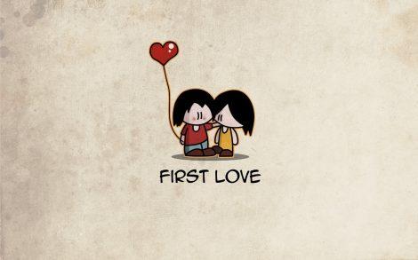 Dibujo del Primer Amor