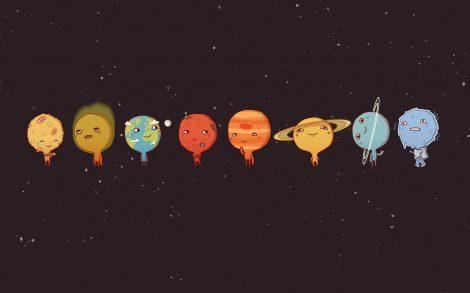 Divertido Sistema Solar.