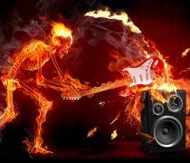 El genio del Guitarrista