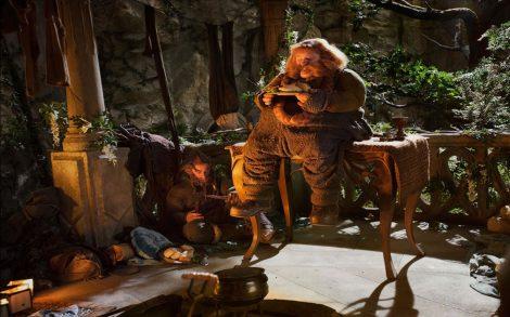 El Hobbit. Enanos