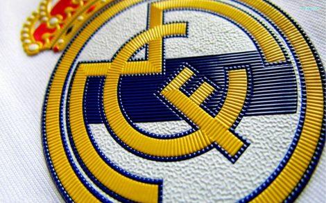 Escudo Real Madrid Bordado