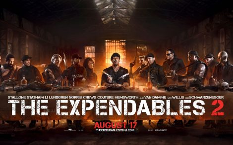 Expendables 2. Wallpapers de Cine