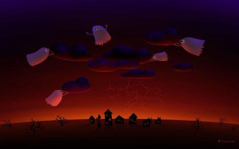 Fantasmitas Voladores